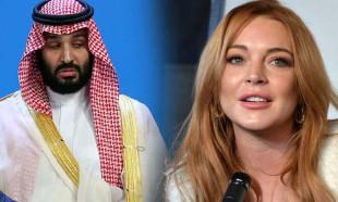 Lindsay Lohan ile Prens Selman aşk mı yaşıyor