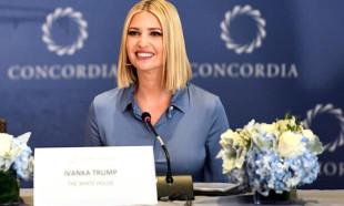 Ivanka Trump'ın iç çamaşırı başına iş açtı!