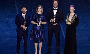 Futbolda 2019'un en iyileri belli oldu
