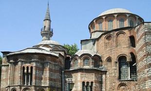 Kariye Camii'nin ibadete açılmasına son bir hafta