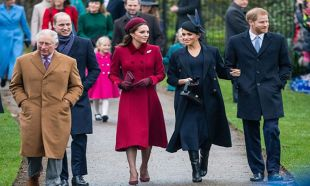 Kate Middleton ve Prens William'ın yerine Prenses Eugenie ile Jack Brooksbank