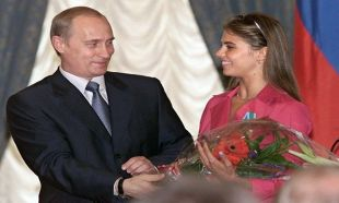 Putin'in sevgilisinin maaşı 80 milyon