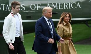 First Lady'nin Mar-a-Lago'da yaptığı değişiklikler Donald Trump'ı deli etti