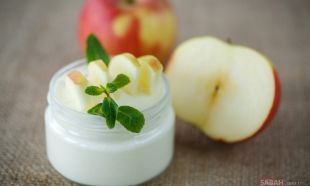 Eğer elmayı yoğurtla birlikte yerseniz...