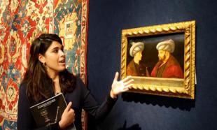 Fatih Sultan Mehmet'in ünlü tablosu Londra'da satışa çıkıyor