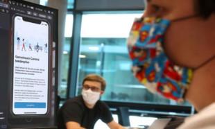 Almanya korona virüs ikaz uygulamasını tanıttı!