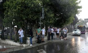 İzmir ve Bursa'nın ardından İstanbul'da da başladı! Süper hücre uyarısı