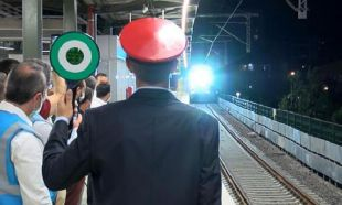 Marmaray'dan 100'üncü geçiş