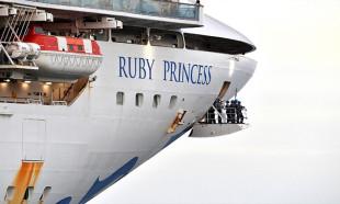 Avustralya'da Kovid-19 yayan gemi için özür geldi