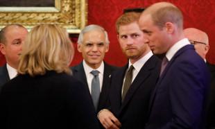 Prens William ile Prens Harry 2 ay küs kaldı