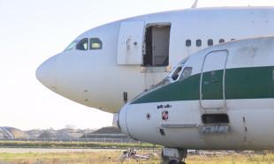 Uçuş ömrünü tamamlamış 9 uçak ihaleyle satışa çıkıyor