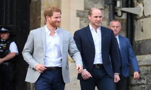 Prens Harry ve William'ın araları bozulacak