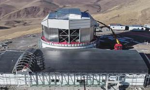 Türkiye'nin en büyük teleskobu, ilk ışık için gün sayıyor