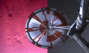Mars aracının paraşütündeki şifre çözüldü