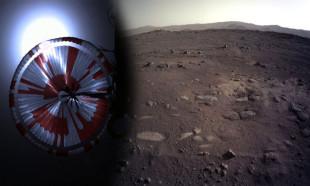 NASA, Mars'tan yeni görüntüler yayımladı