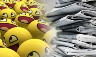 Basında 1 Nisan şakaları