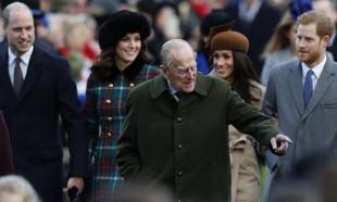 Prens William'dan Prens Philip açıklaması: Büyükbabamı özleyeceğim