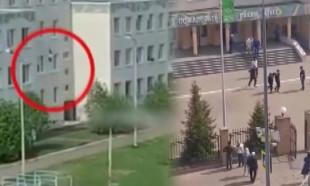 Tataristan'da okuldaki silahlı saldırıda can kaybı 11'e yükseldi