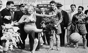 Marilyn Monroe'nun yemek kitapları açık artırmaya çıkarılıyor