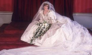 Prens Charles ve Diana'nın düğün pastası bin 850 sterline satıldı