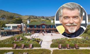 Pierce Brosnan, 100 milyon dolarlık malikanesine alıcı bulamadı