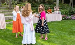 Melinda Gates'ten kızı Jennifer Gates'e bekarlığa veda partisi