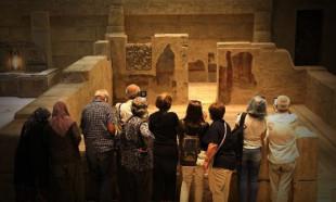 Zeugma Müzesi'ne büyük ilgi: 9 ayda 125 bin ziyaretçi!