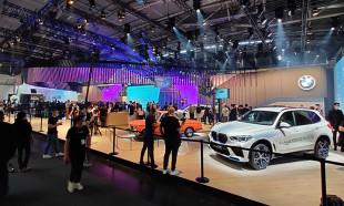 Geleceğin otomobilleri Münih Otomobil Fuarı'nda ortaya çıktı