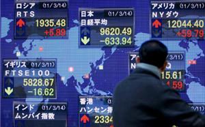 Piyasalara Japon etkisi