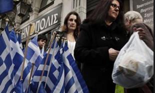 Yunanistan'ın yardım programının süresi doldu