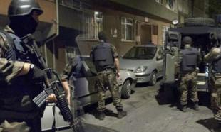 İstanbul'da 5 bin polisle dev terör operasyonu