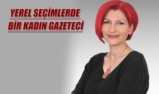 Kartaltepe 'muhtar' adayı kadın gazetecinin manifestosu