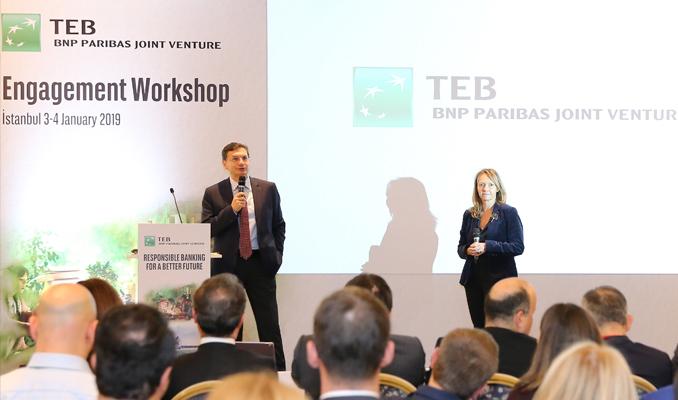 TEB ve BNP Paribas'tan paydaş katılım stratejisi çalıştayı