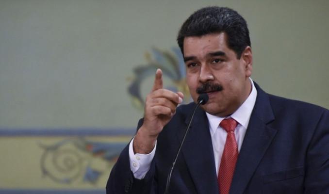 Maduro'dan açık mesaj: Keşke yüz yüze konuşabilsek