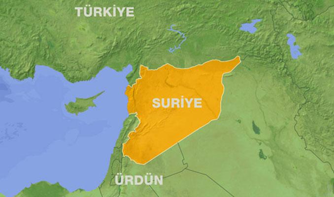 Suriye'nin başkenti Şam'da patlama