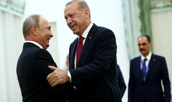 Dünden bugüne Erdoğan ve Putin görüşmeleri