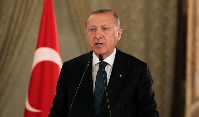 Erdoğan: DEAŞ'lıların kaçtığı bir dezenformasyondur
