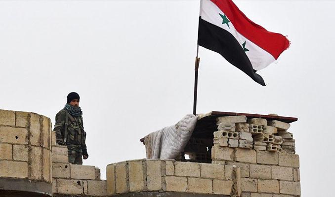 Suriye hükümet güçleri Menbiç'e girdi