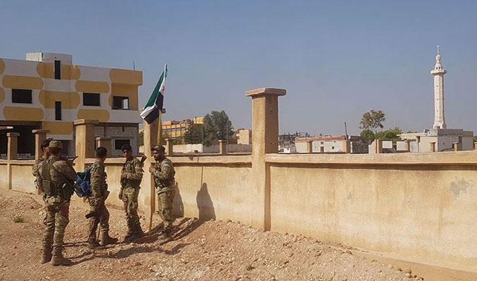 Tel Abyad'da 6 yıl aradan sonra ezan okundu