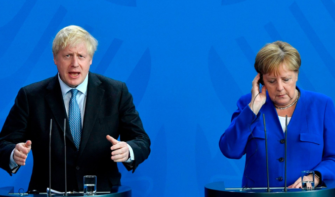 Johnson'dan AB liderleriyle Brexit görüşmesi