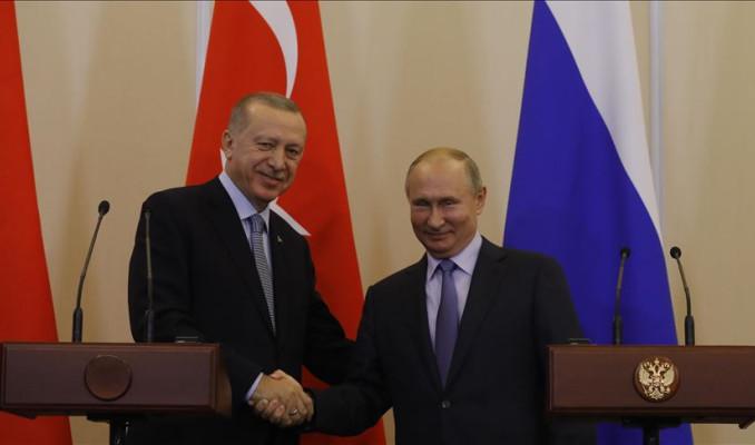 Erdoğan: Suriye sınırında Rusya ile ortak devriyeler başlatılacak