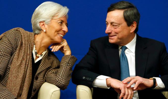 Lagarde Draghi'nin yolundan mı gidecek