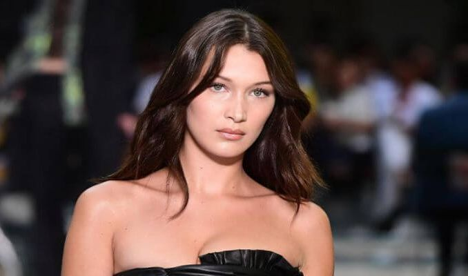 Ünlü model Bella Hadid yıllar sonra itiraf etti!