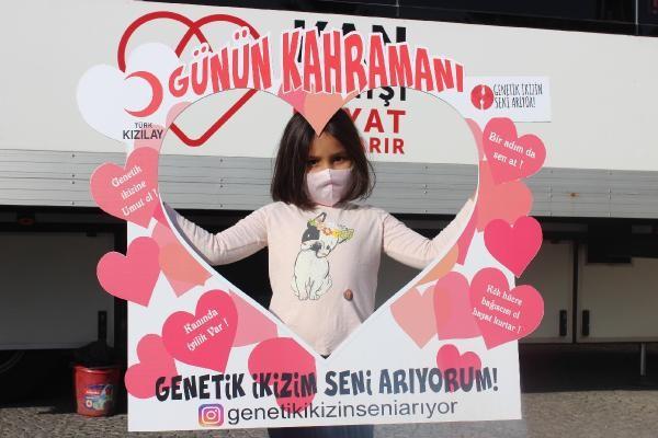 Minik Asya için ilik nakli kampanyası başlatıldı