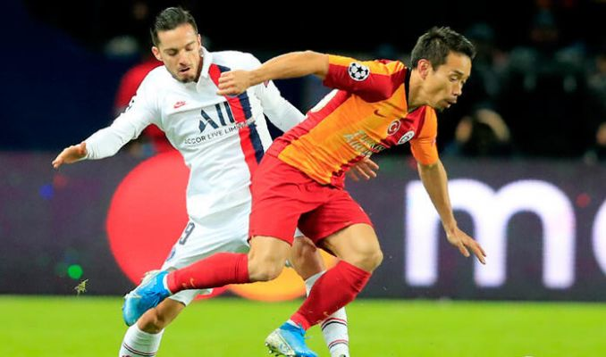 PSG-Galatasaray: 5-0