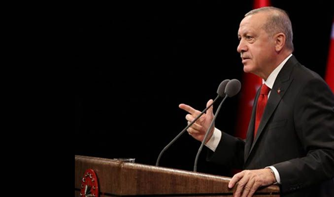 Erdoğan'dan İmamoğlu'na  sert yanıt