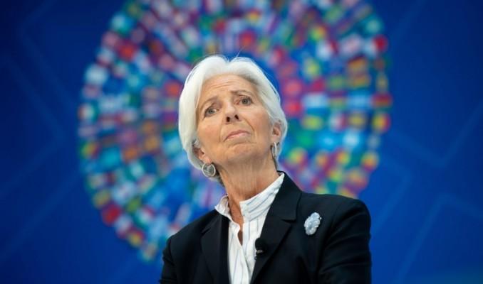 Lagarde Euro Bölgesi'den beklentilerini sıraladı
