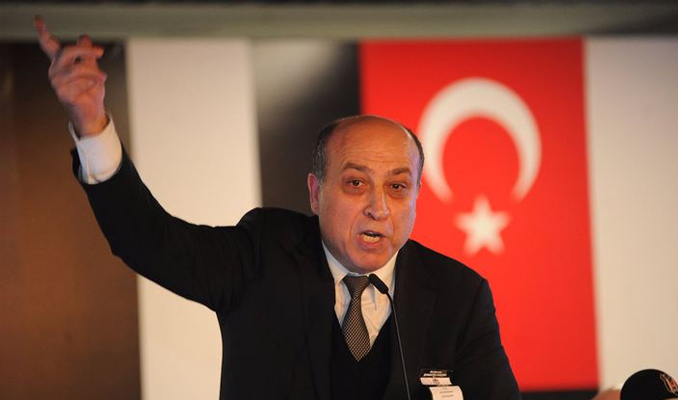 Aydoğan Cevahir Beşiktaş'a başkan adayı oldu