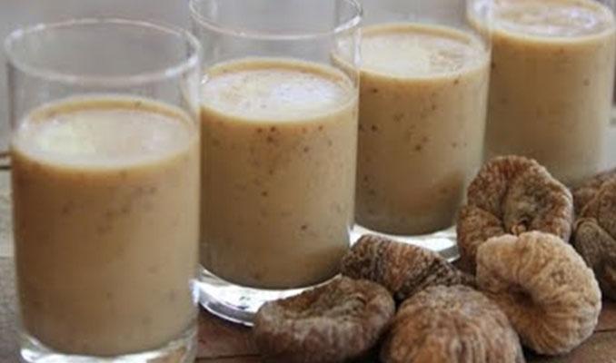 Süt ile incir tüketmenin faydaları