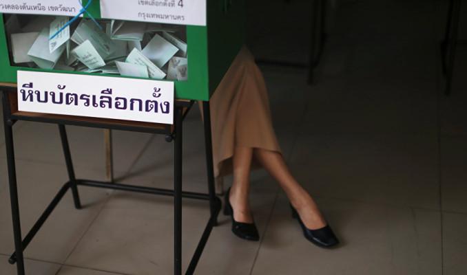 Tayland, darbeden 5 yıl sonra genel seçime gitti